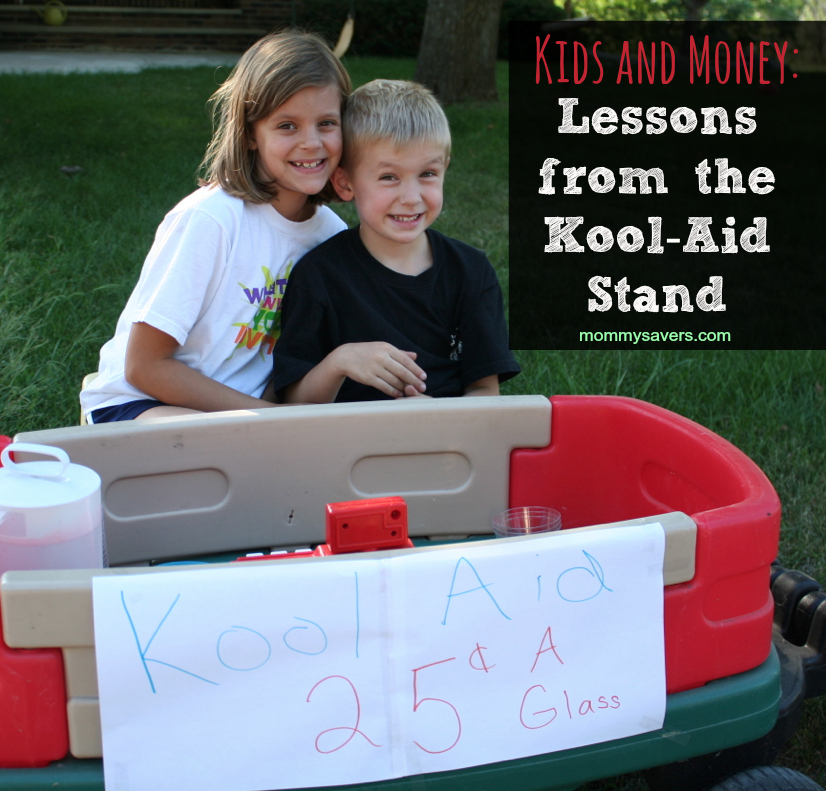 kids and money - learning entrepreneurialism