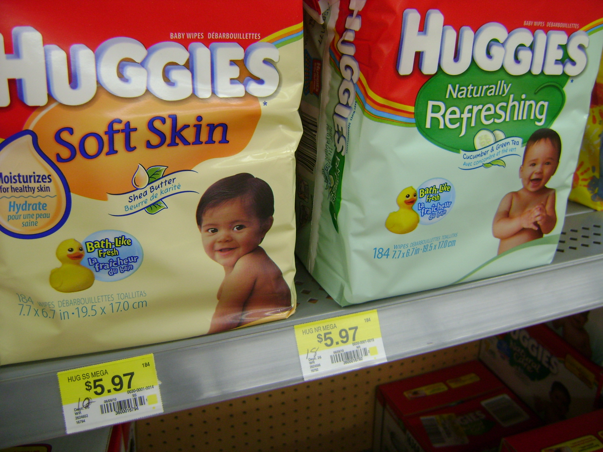 Huggies Wipes Walmart