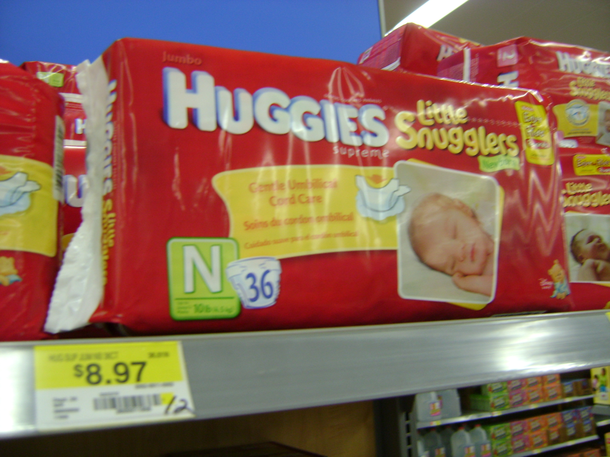 Huggies Little Snugglers Walmart