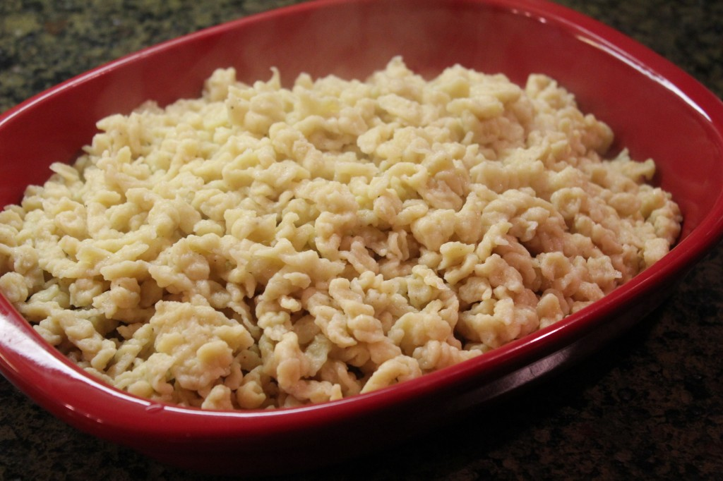 How to Make German Spaetzle Noodles | Mommysavers