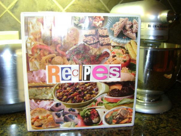 recipe-book-album