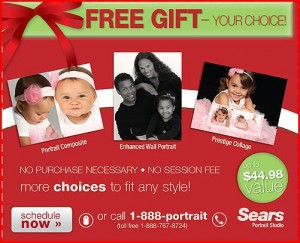 sears holiday