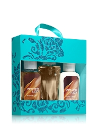 Signature Collection Mini Ritual Gift Set Warm Vanilla Sugar $10