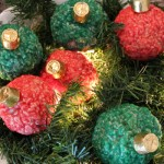 rice-krispy-ornaments - Christmas Treats for Kids