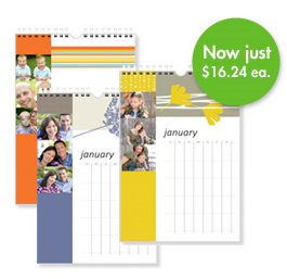 snapfish designer photo calendars