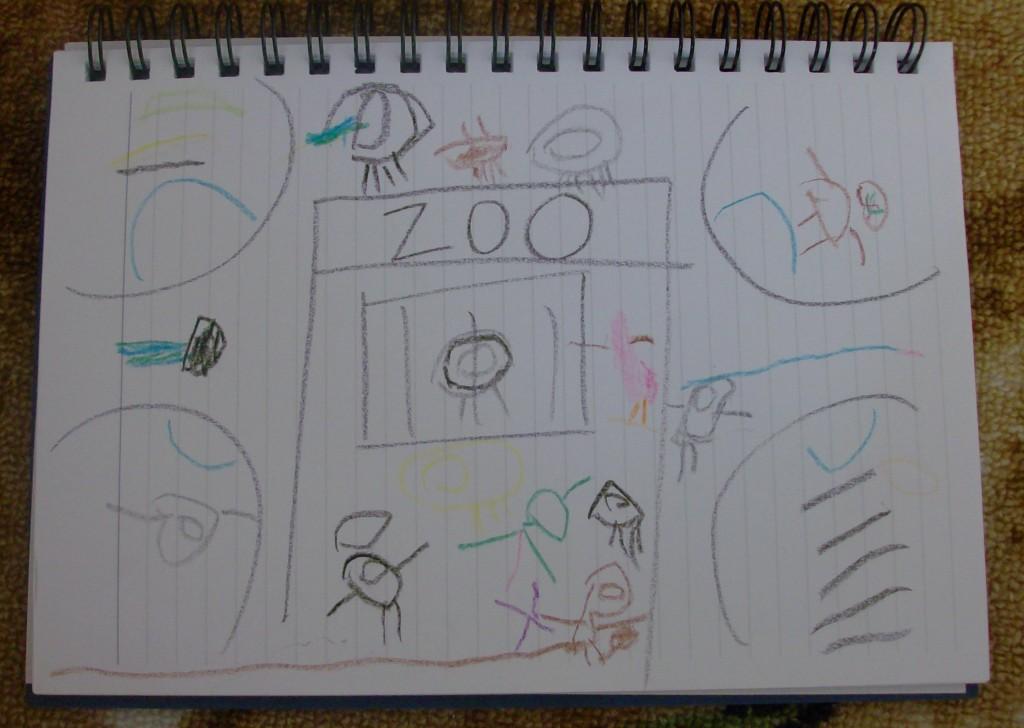 Draw Tippy The Gormogons