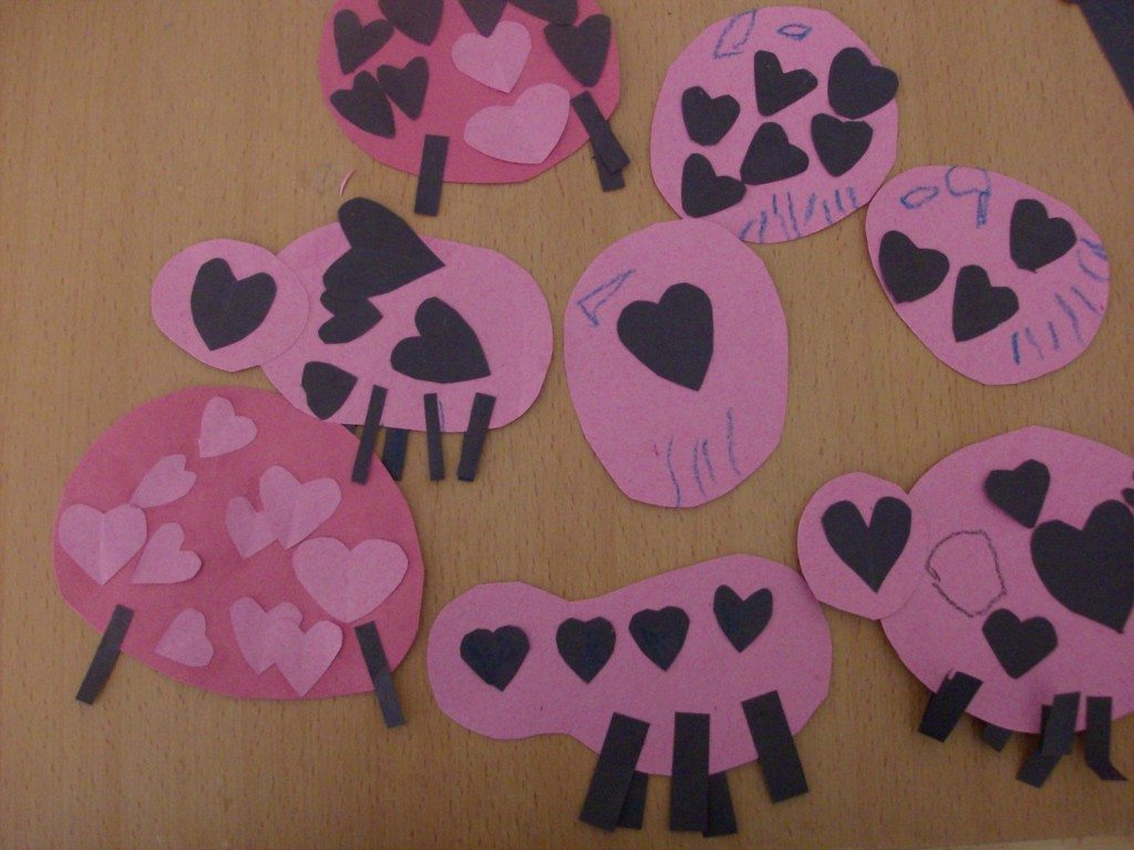 Valentine's Day Crafts for Preschoolers