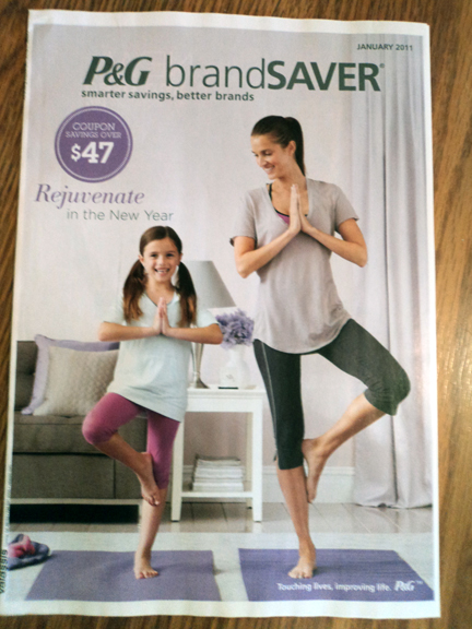 P&G brandsaver january