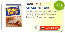 shake n bake coupon