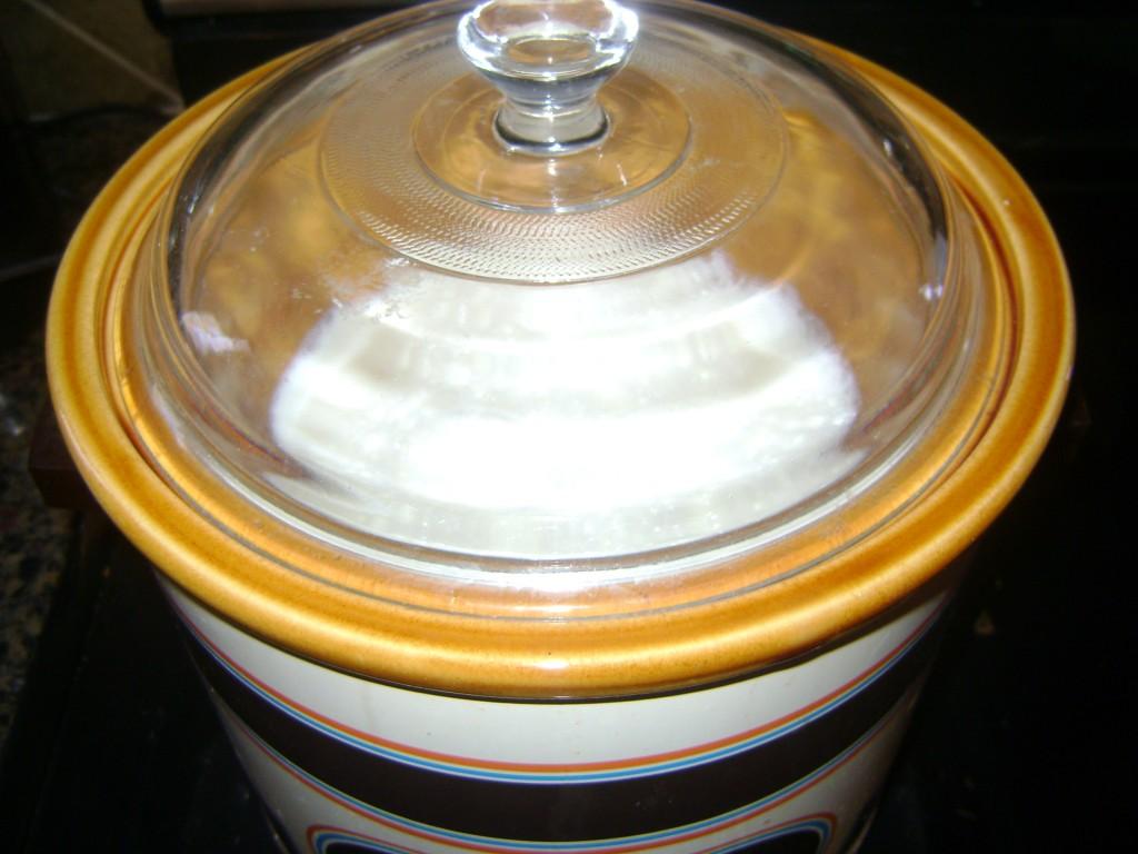 easy crock pot yogurt recipe