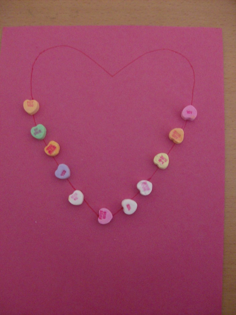 Valentine Craft For Preschoolers