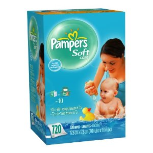 Pampers Wipes Amazon
