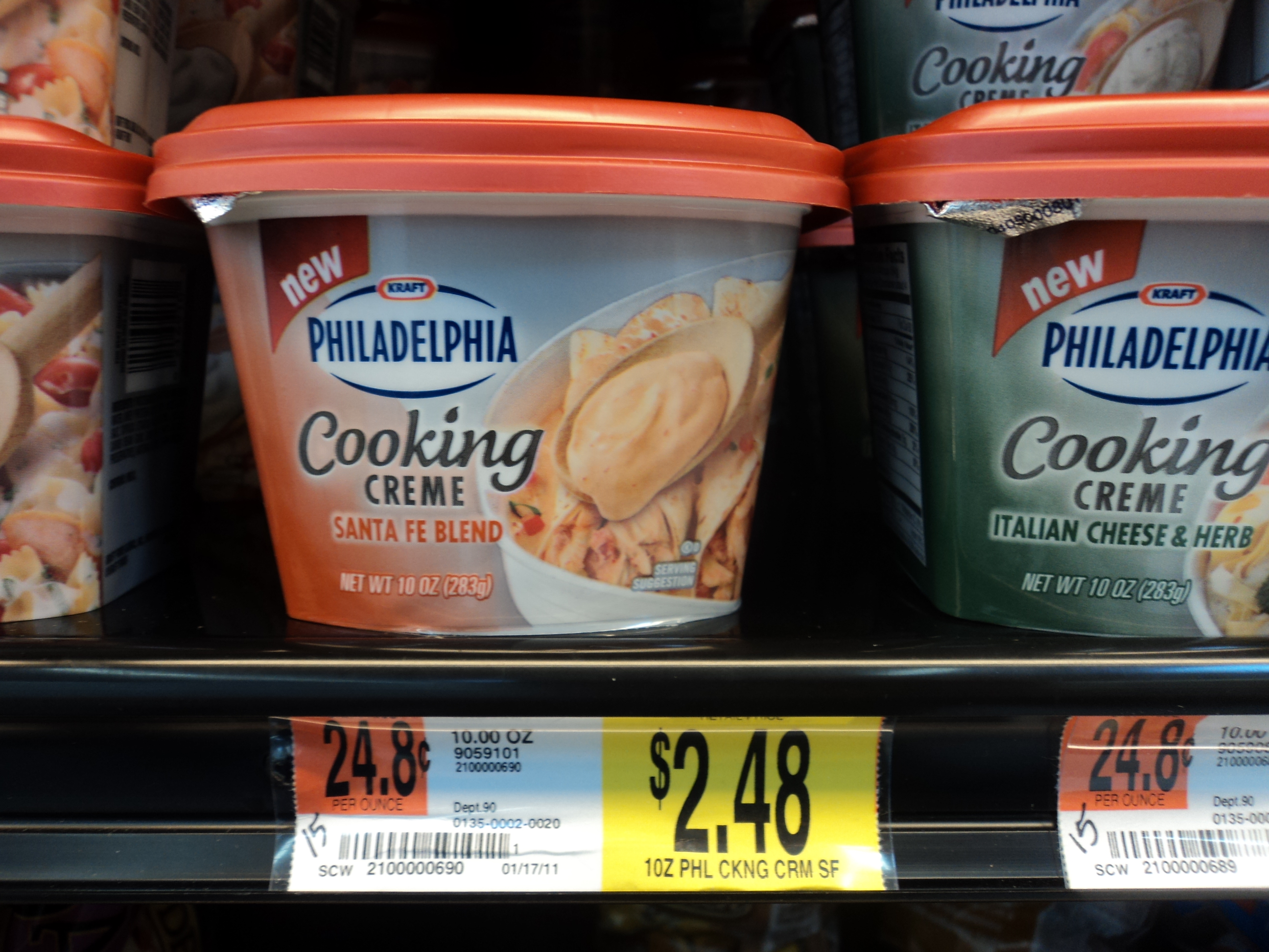 walmart-philadelphia-cooking-creme