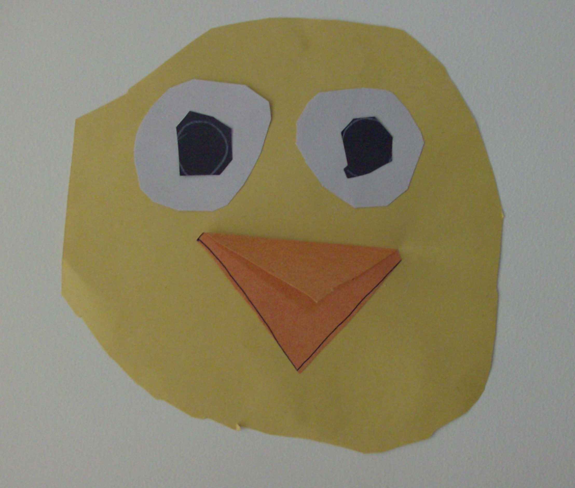 Easter Craft For Preschoolers Spring Chick