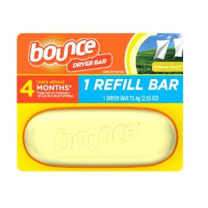 bounce dryer refill bar