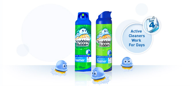 scrubbing bubbles foamer coupon