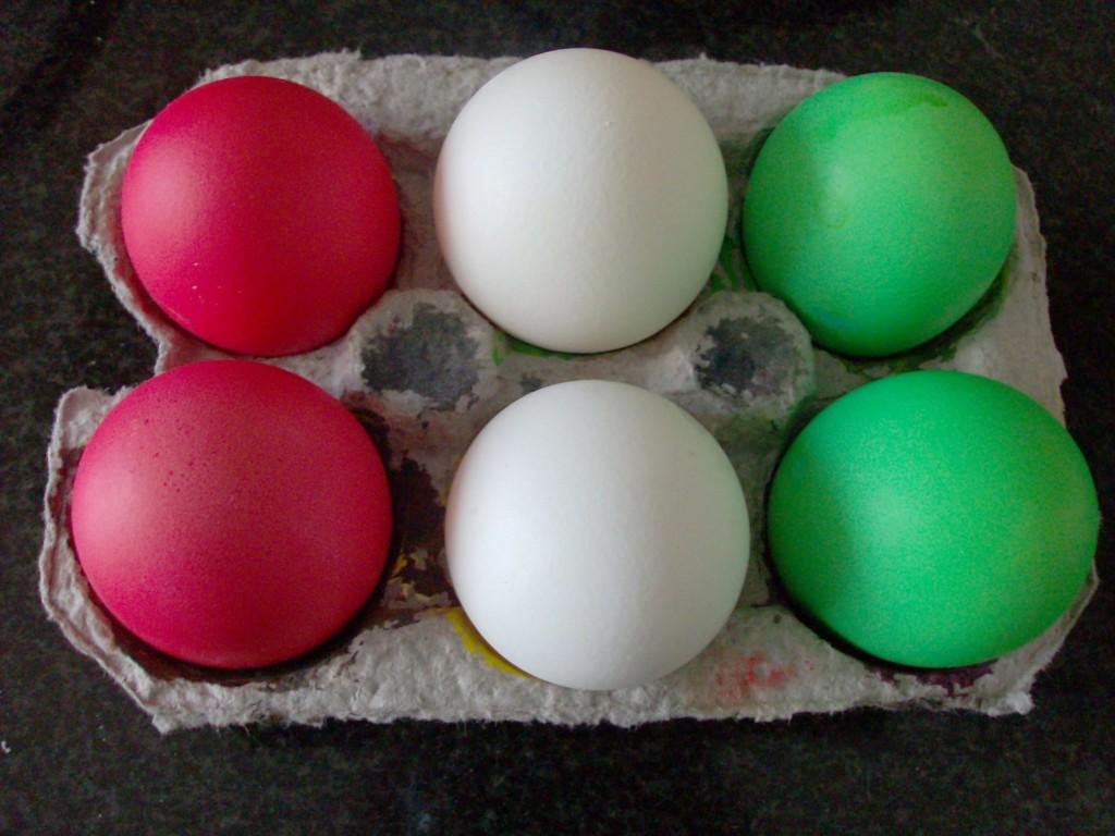Cinco De Mayo Craft: Homemade Cascarones