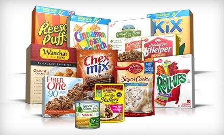 general mills coupons groupon