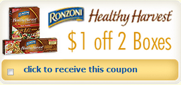 ronzoni pasta coupon