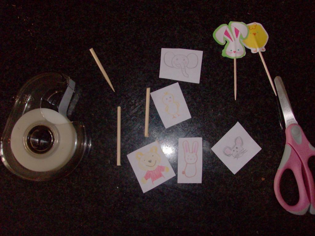 How to make homemade picks