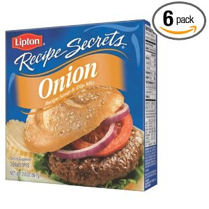 Lipton Onion Soup Amazon Grocery Deals