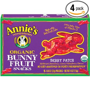 annie's homegrown fruit snacks