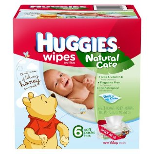huggies pooh wipes