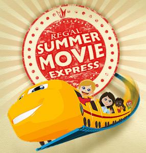 2012 Summer movie programs for kids