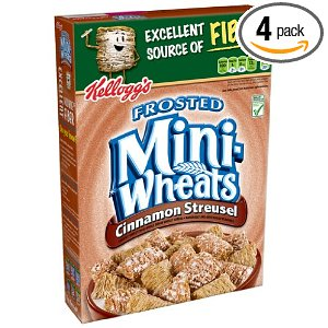 streusel frosted mini wheats