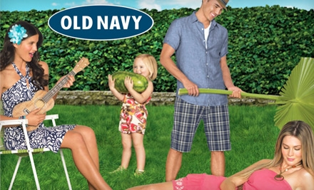groupon old navy