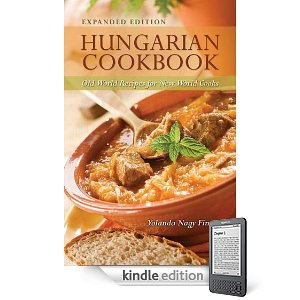 hungarian cookbook kindle freebie