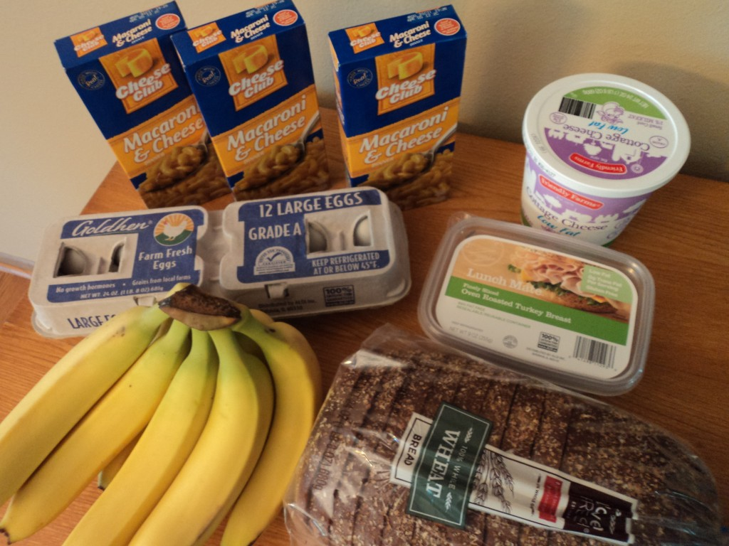 What 10 buys at aldi the anti extreme couponing grocery for Craft direct promo code