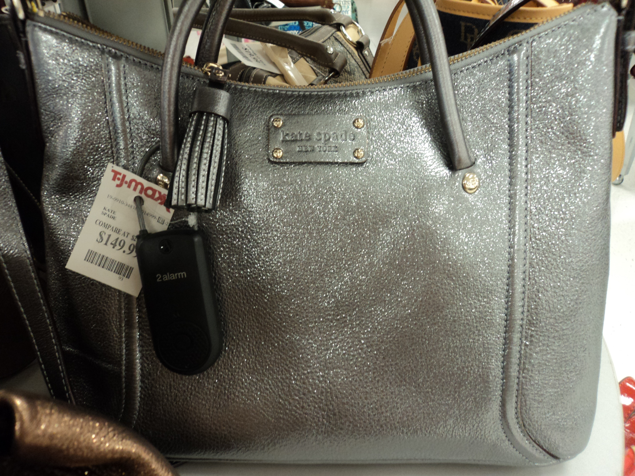 7f95df65b According to website Racked, TJ Maxx buyers are able to secure deals on  handbags by foregoing the ability to return unsold bags to the designer.