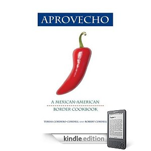kindle cookbook
