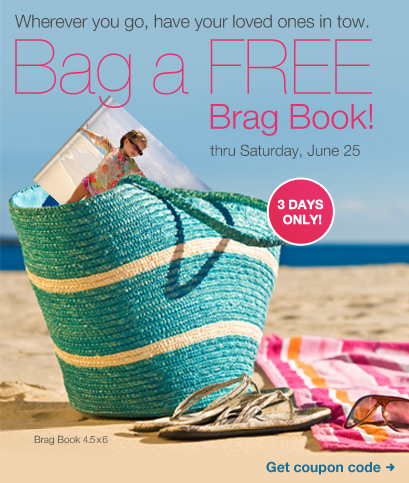 walgreens free brag photo book