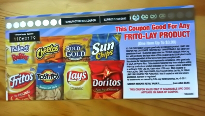 frito lay coupon