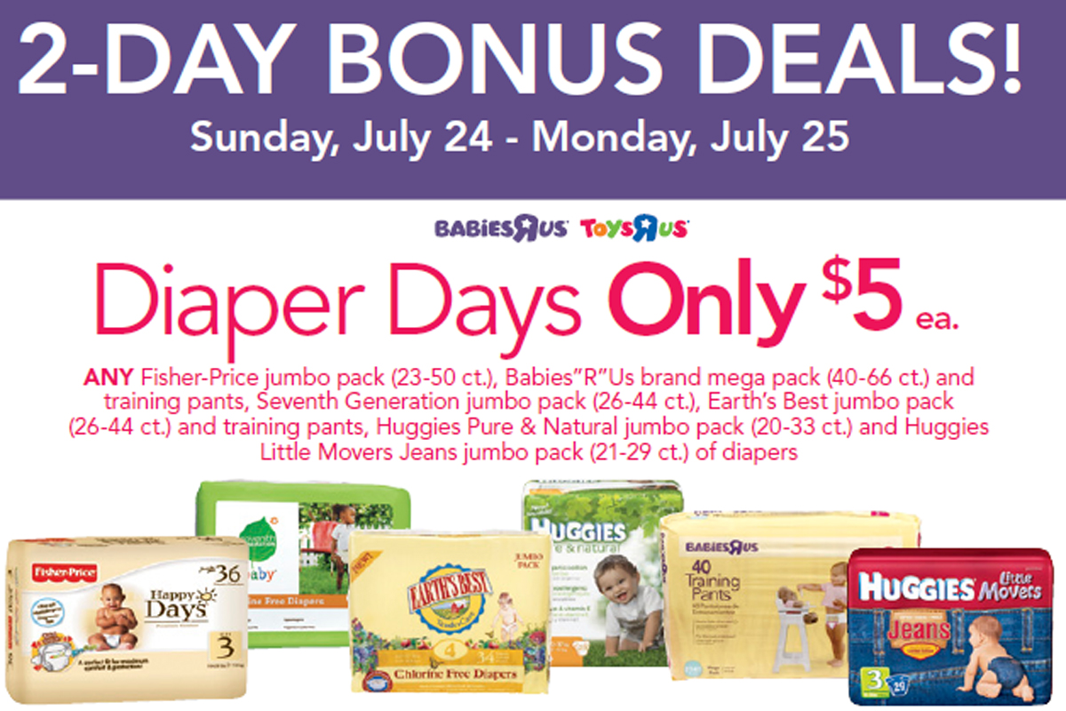 Baby coupons by mail 2018