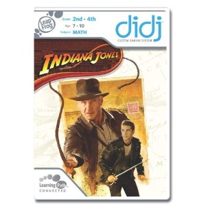 leapfrog didj indiana jones game