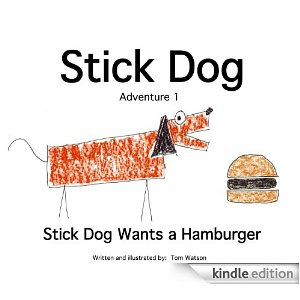 kindle freebie: stick dog