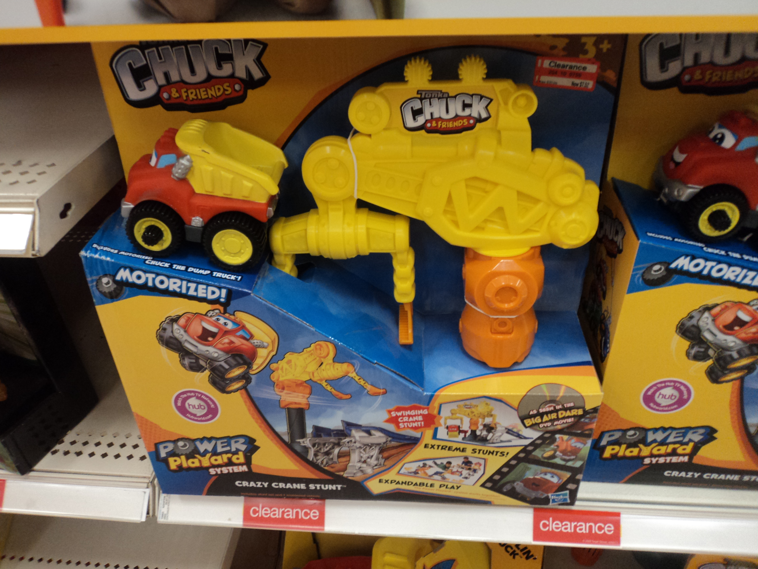 Target Toy Clearance July 2011