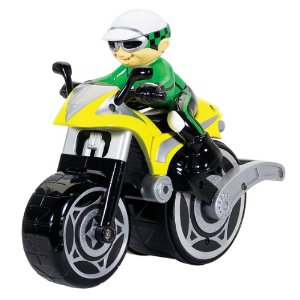 Kid Galaxy My 1st RC Big Wheelie Cycle Speedster Amazon toy deal
