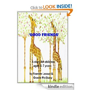 good friends kindle freebie for kids