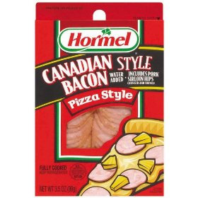 hormel canadian bacon
