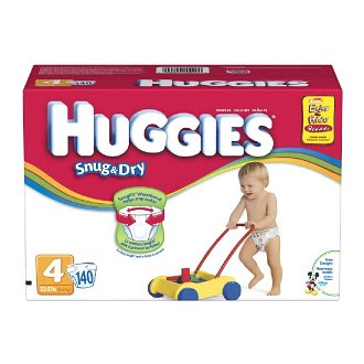 huggies snug & dry cheap diapers