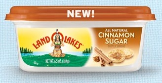 land o lakes cinnamon sugar butter coupon