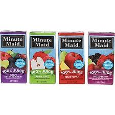 minute maid juice boxes coupon
