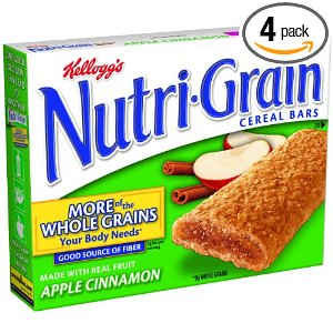 nutrigrain cereal fruit bars amazon grocery deal