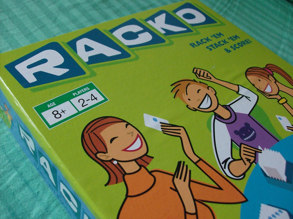 Racko for Kids: Educational Counting Game