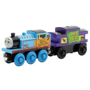 Halloween Thomas Train and Caboose Amazon Toy Deal