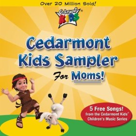 amazon free music cedarmont kids sampler